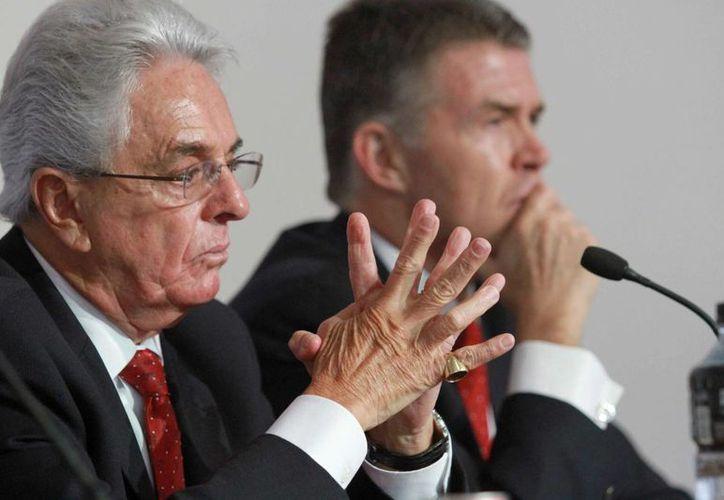 Compeán confirmó que Tena sólo dirigirá ante EU. (Foto: Agencias)