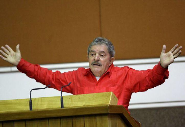 El brasileño no confirmó además si había visto o tenía noticias de Chávez. (Agencias)