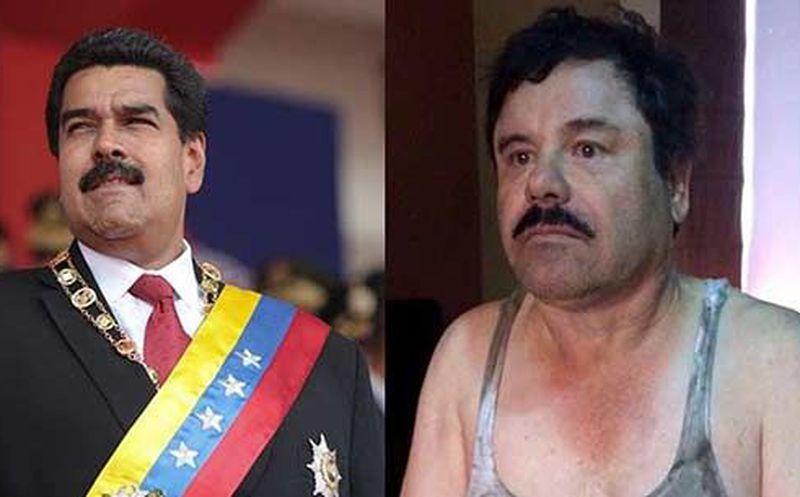 Hijo de Nicolás Maduro es relacionado con 'El Chapo' Guzmán