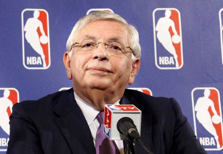 David Stern dejó el cargo de comisionado de la NBA tras cumplir exactamente 30 años al mando de la liga. (Agencias)