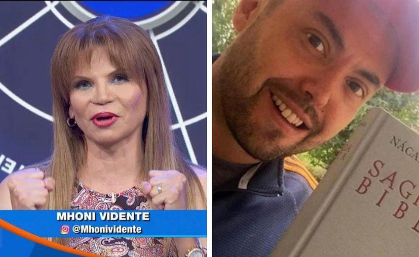 Mohni Vidente le pidió a Clark que deje de cuestionar malsanamente a la comunidad gay. (Redacción/SIPSE)