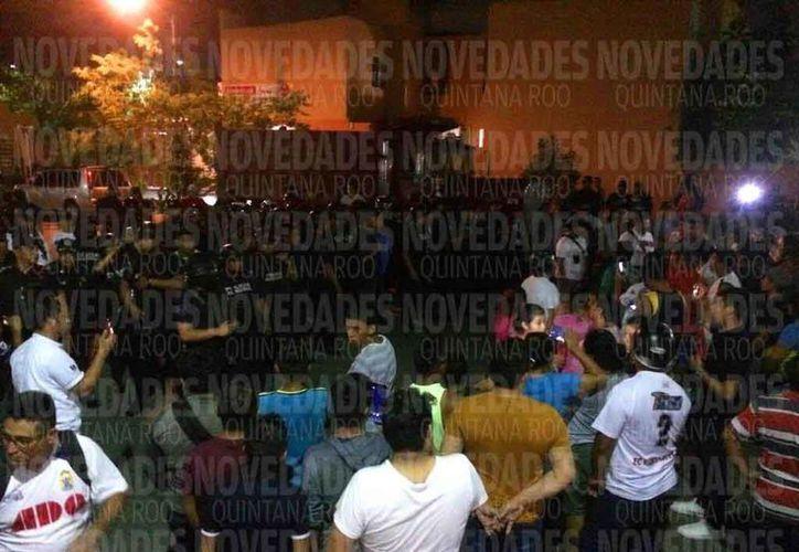 Deslindarán responsabilidades por los actos vandálicos de la noche del pasado lunes. (Daniel Pacheco/SIPSE)
