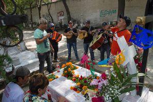 Los tradiciones del Día de Muertos en México