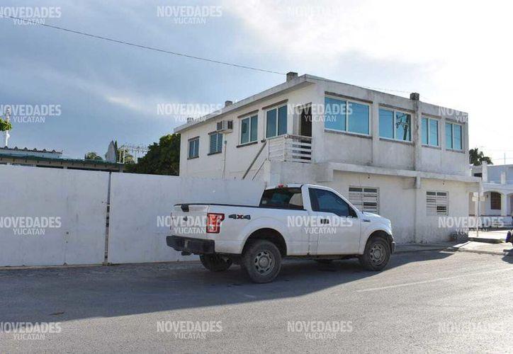 Se cree que el producto robado pudo haber salido de Yucatán hacia otras partes del país por vía terrestre. (Fotos Gerardo Keb)