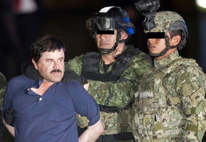 """Joaquín """"El Chapo"""" Guzmán no quiere acuerdo con el gobierno de Estados Unidos, y enfrentará los 17 cargos que existen en su contra. (Contexto/ Internet)"""