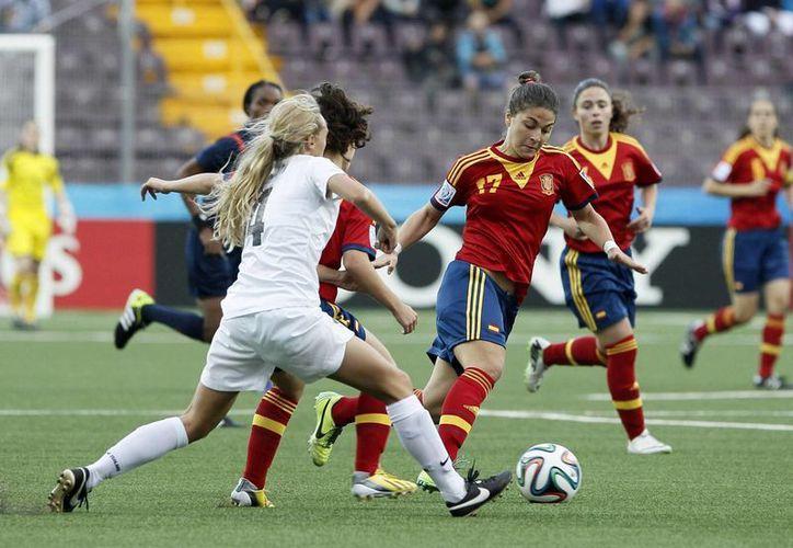 El próximo 4 de abril se sabrá qué selección se levanta con la copa del Mundial Femenil Sub 17 que se disputa en Costa Rica. (EFE/Archivo)