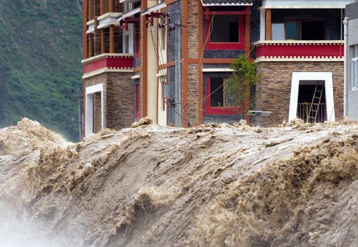 Después de los estragos causados por los tifones Hato y Pakhar, China se encuentra en alerta ante la cercanía de Mawar. (Contexto/Internet).