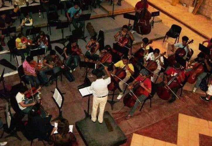 Este mes se realizará el Encuentro Estatal de Orquestas, cuyo resultado será la conformación de una Orquesta Sinfónica de selección Estatal.  (Foto de contexto/Internet)