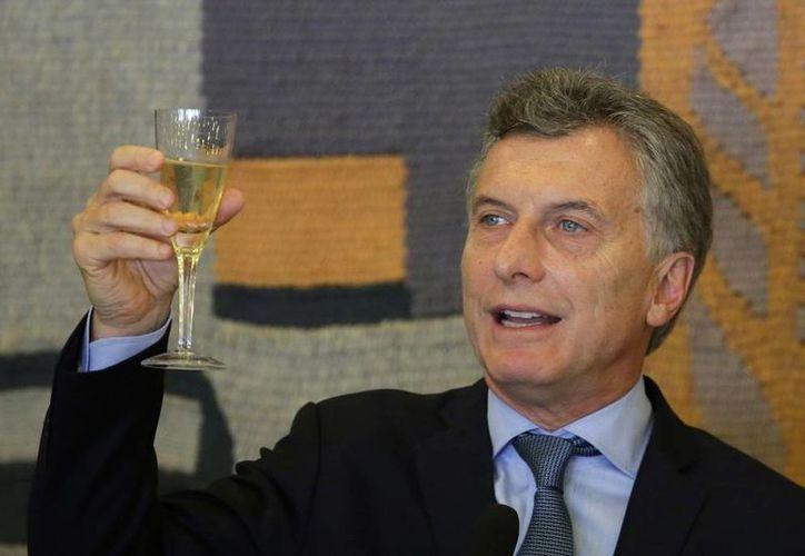 Todavía no hay fecha para la visita del presidente de Argentina, Mauricio Macri, a su homólogo de Estados Unidos. (AP/Eraldo Peres)