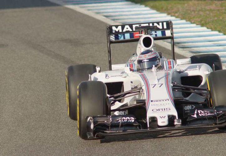 Los aficionados de la Fórmula 1 en México tendrán la oportunidad de interactuar con autos de la escudería Williams. La imagen es de contexto. (williamsf1.com)