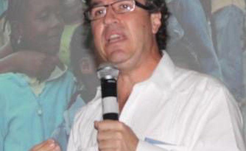 Jorge Melguizo, asesor de Política Cultural del Gobierno de Buenos Aires. (Milenio Novedades)