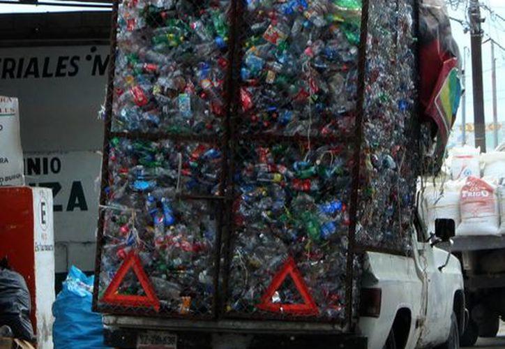 Aseguran que el sector industrial del plástico y el cartón se encuentra en crítica situación. (Milenio Novedades)