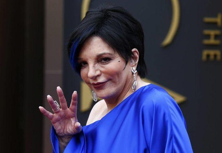 Liza Minnelli, que ha luchado contras las drogas varias veces en su vida, ahora está en una clínica de rehabilitación. (nypost.com)