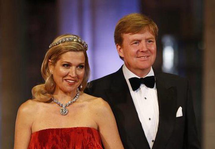 Guillermo Alejandro y Máxima Zorrequieta se casaron 2002. (Agencias)