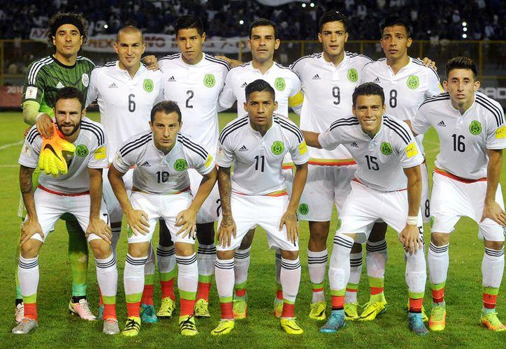 Por segundo mes consecutivo, México se ubica entre las mejores 20 selecciones del mundo, según el ranking FIFA.(Jam media)