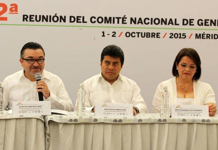 En la 2a Reunión del Comité Nacional de Genética se darán cita 22 peritos de todo el país. (SIPSE)