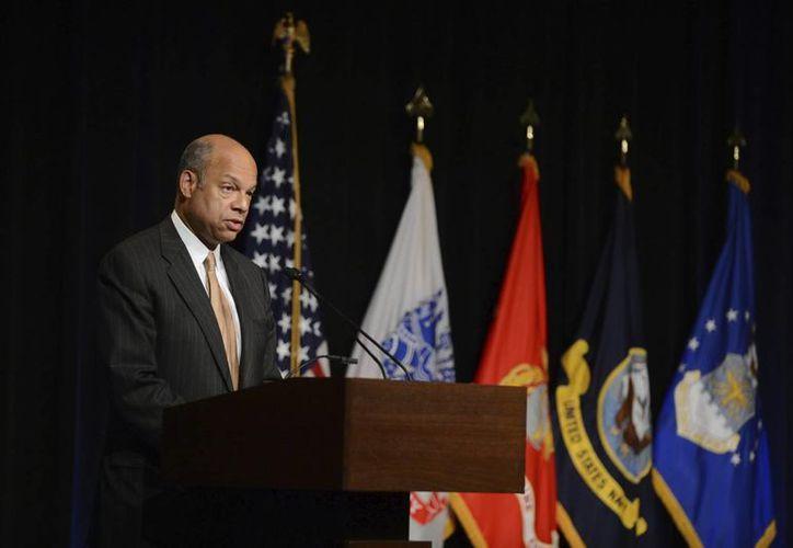 Jeh Johnson fue el máximo responsable de los asuntos jurídicos del Pentágono durante el primer mandato de Obama. (EFE)