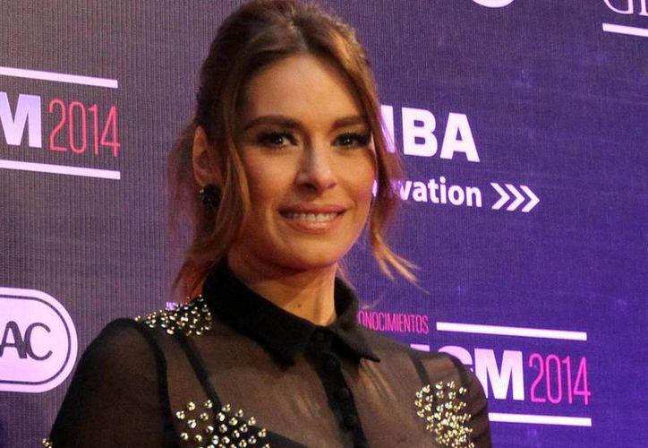 Galilea Montijo negó que fuera cierto que gastara 45 mdp en una casa, como publicó una revista de circulación nacional. (Archivo Notimex)