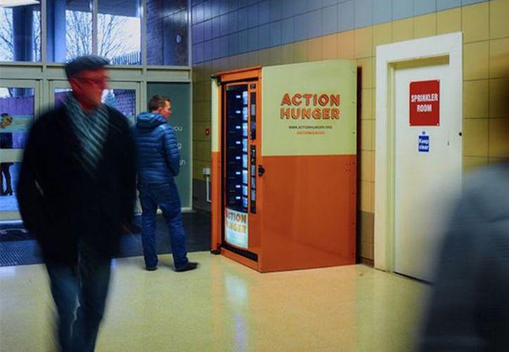 Funciona en todo momento, sobre todo cuando los refugios no están en funcionamiento. (Foto: Excélsior).