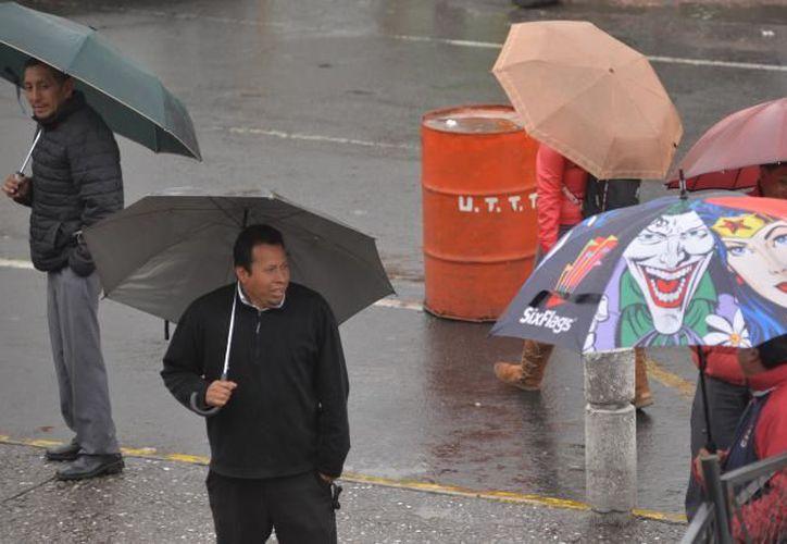 Bud, que llegó a ser un huracán Categoría 4, ha provocado fuertes lluvias en varios estados de la costa occidental de México. (Expansión)