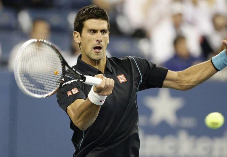 Después de Djokovic y Nadal (2) vienen el escocés Andy Murray y otro ibérico, David Ferrer. (EFE)