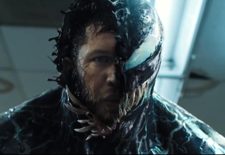 Tom Hardy le da vida al temible antihéroe de Spiderman en el filme.