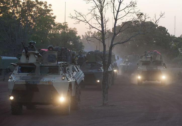 Argelia respaldó la acción francesa en Malí, lo que enfureció a los islamistas. (Agencias)