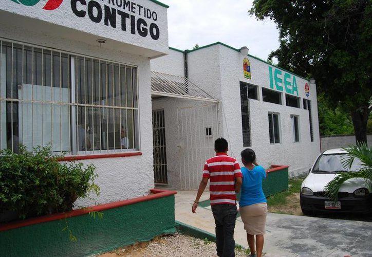 Los alumnos inscritos a este programa deberán tener entre 10 y 14 años para estar en este sistema y poder terminar la primaria. (Tomás Álvarez/SIPSE)