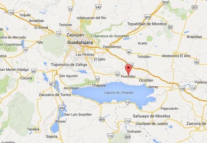 Hay tres empleados lesionados además del muerto por una explosión en una fábrica de Poncitlán. (Google Maps)