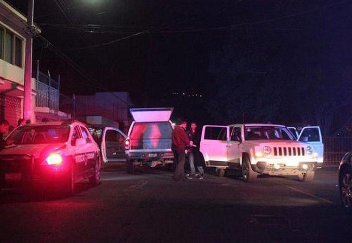 El asalto contra la familia Ugalde García ocurrió en calles de Morelia, Michoacán. (ignaciomartinez.com.mx)
