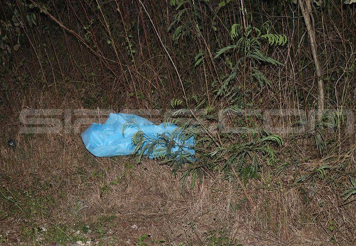 Tragedia en la carretera Sierra Papacal-Mérida. (SIPSE)