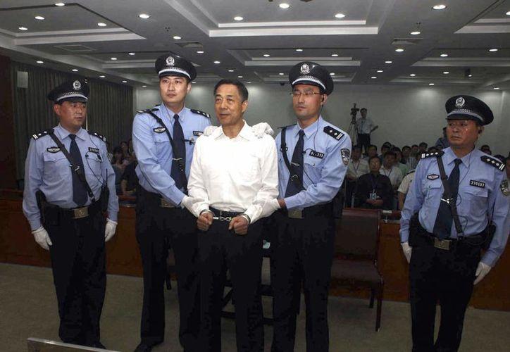El caso de Bo fue considerado persecusión política. (Agencias)