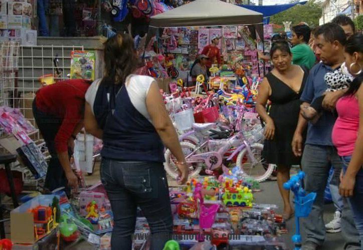 Las jugueterías se preparan para el Día del Niño. (Foto: Milenio Novedades)