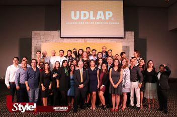 Con presencia de Luis Ernesto Derbez presentan oficina de enlace UDLAP