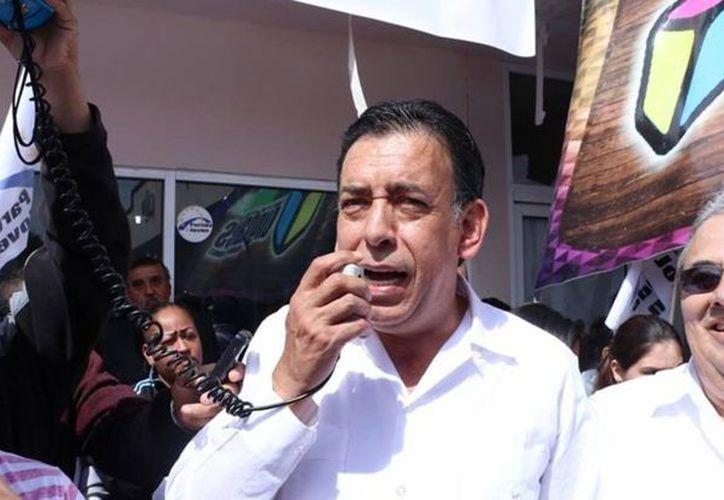 El ex dirigente del PRI esta acusado de lavado de dinero y corrupción. (Vanguardia)