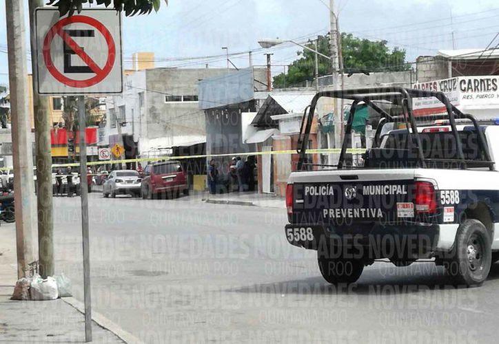 La Funeraria Cancún se ubica cerca de la Ruta 4. (Eric Galindo/SIPSE)