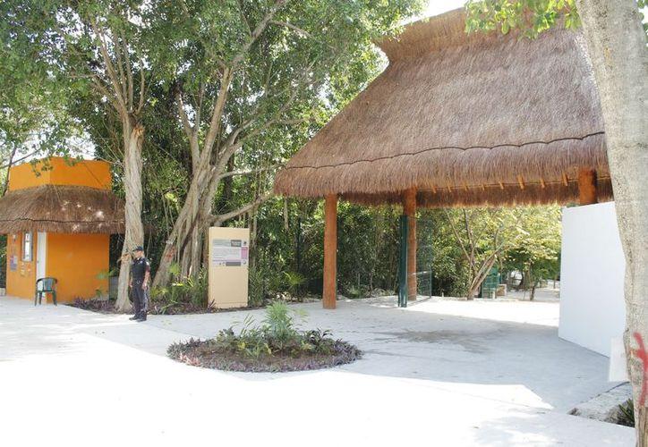 El ambiente en el parque es tranquilo y quienes asisten pueden estar en contacto con la naturaleza. (Redacción/SIPSE)