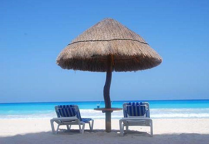 Entre las zonas seguras para viajar a México se encuentra Quintana Roo y específicamente sus destinos Cancún y Riviera Maya. (Foto de Contexto/ebatty.com)