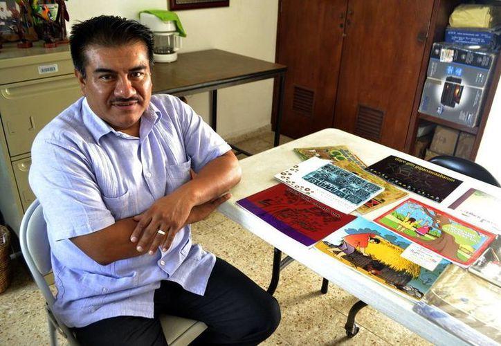 El lingüista Fidencio Briceño Chel, investigador del Centro INAH Yucatán, afirma que los apellidos mayas son símbolo de la potencia de la cultura autóctona en  la entidad. (Milenio Novedades)