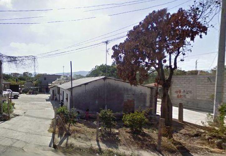 La fiesta de graduación se realizó en Pilcaya, Guerrero. Al parecer la carne de cerdo provocó la intoxicación masiva. (Google maps)
