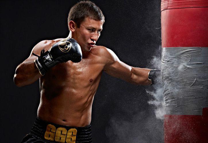 El luchador kasajo quiere pelear el 5 de mayo a como de lugar. (Foto: BNews)