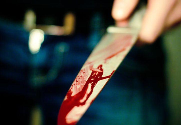El asesino dijo en su declaración que mató a la familia debido a que una de sus víctimas le debía mil 500 pesos. (Contexto/Internet)