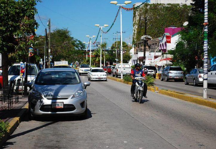 Los empresarios quieren conservar y reactivar la avenida Yaxchilán. (Tomás Álvarez/SIPSE)