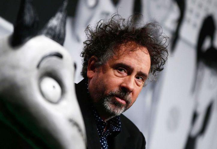 El director Tim Burton está en México para afinar detalles de su exposición en el Museo Franz Mayer. (Foto: Economía Hoy)