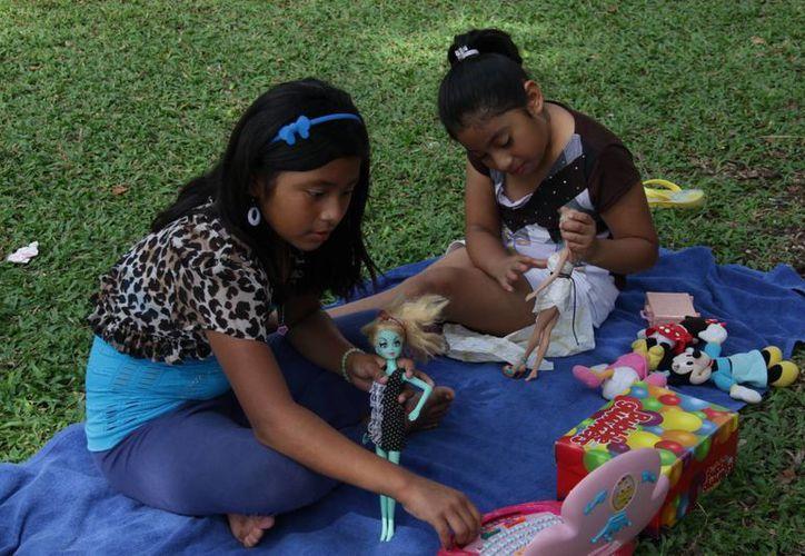 A la fiesta acudirán niños y niñas de los organismos civiles Huellas de Pan y Aitana. (Consuelo Javier/SIPSE)
