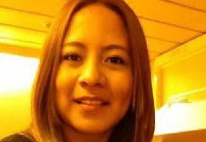 En Twitter se pide a quienes tengan informes de la joven reportarlos a @luisledesma8. (twitter.com/luisledesma8)