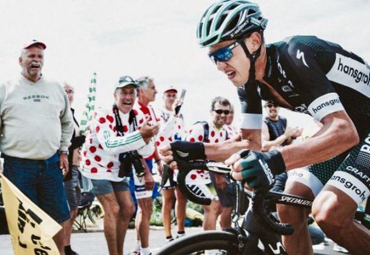 El ciclista recorría un promedio diario de 180 kilómetros en tres semanas en el Tour de France. (Foto: Instagram)