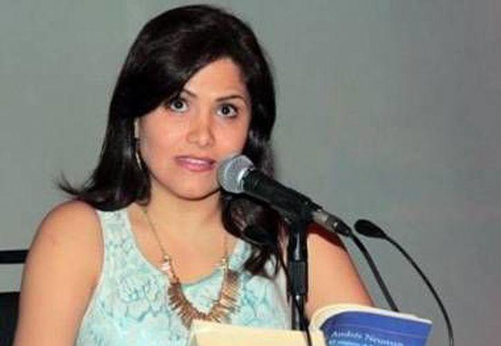 Vannessa Bauche estará en la sala de usos múltiples del Gran Museo del Mundo Maya de Mérida el próximo jueves 25 de julio, a las 20:00 horas. (Milenio Novedades)