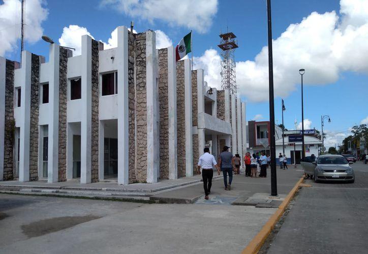 El Ayuntamiento de Felipe Carrillo Puerto tiene una deuda de seis millones de pesos con la CFE.  (Jesús Caamal/SIPSE)