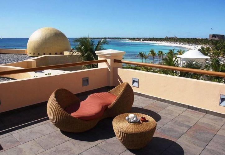 El hotel Barceló Maya beach será el primero en remodelarse. (Foto de Contexto/Internet)